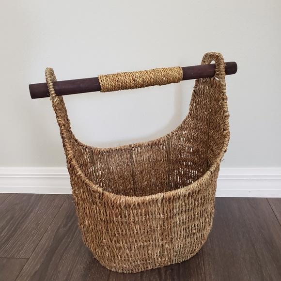 No Brand Bath Seaweed Toilet Paper Holder Storage Basket Poshmark